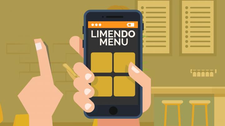Bestellen mit Limendo Menu