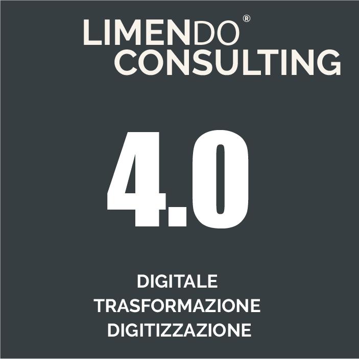 LIMENDO CONSULTING - DIGITALE TRASFORMAZIONE DIGITIZZIONE
