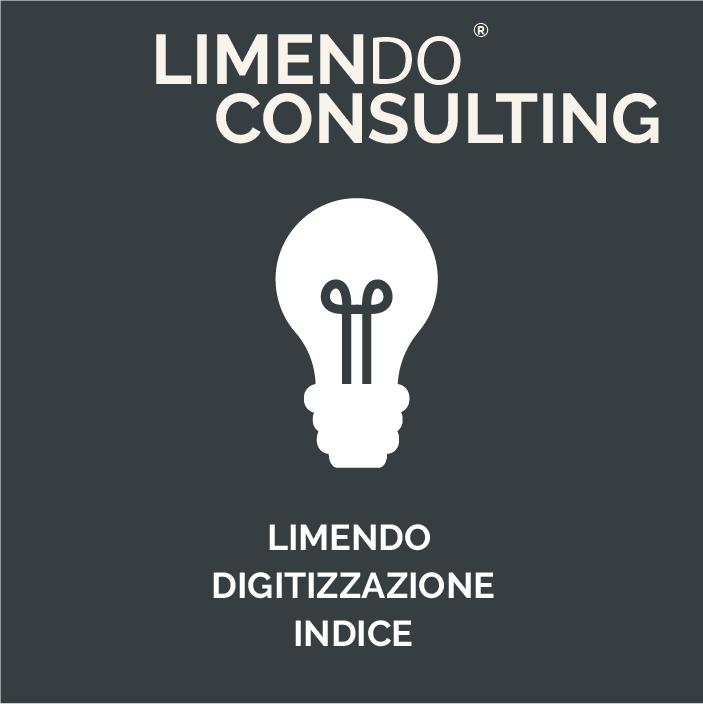 LIMENDO CONSULTING - LIMENDO DIGITIZZAZIONE INDICE