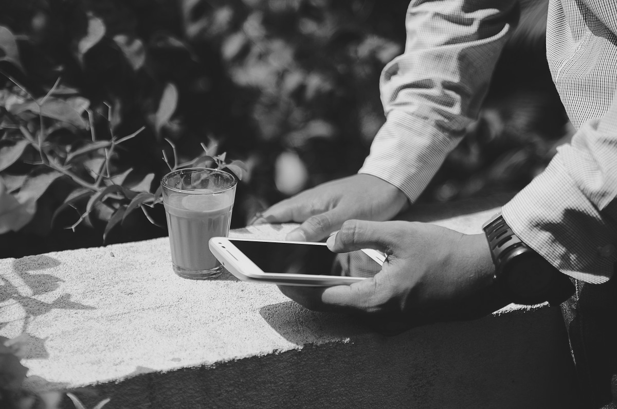 App basierte digitale Speisekarten