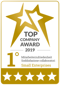 Limendo Top Company Award Small Enterpr